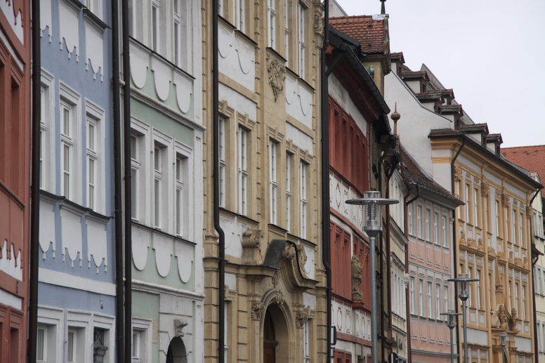 Facades, Bamberg